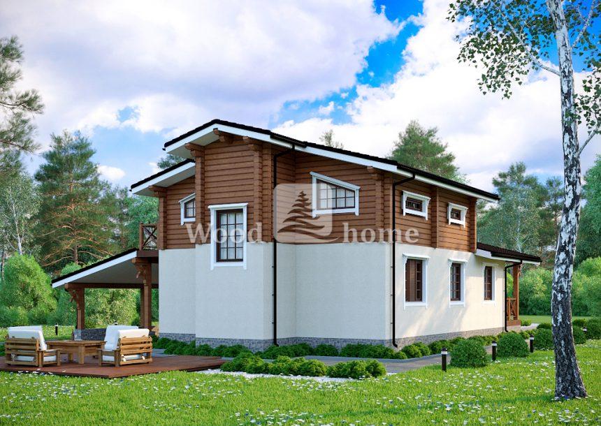 Дом в стиле шале проекты фото цены