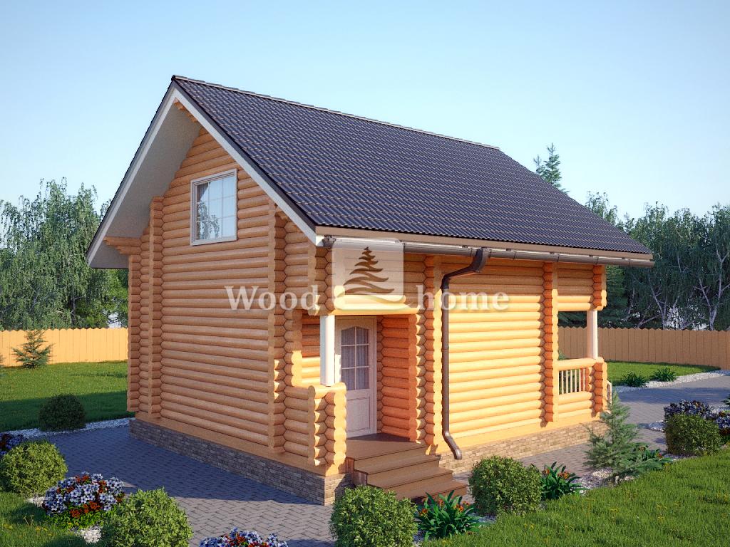 Дом из бревна проекты и цены фото