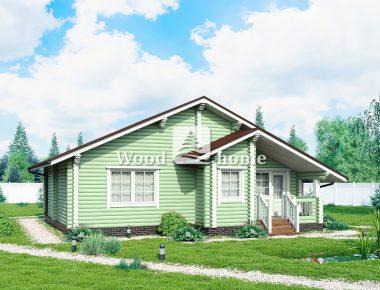 Дома из бревна недорого цены