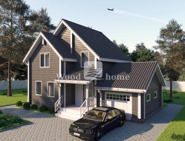 Дома из бруса проекты и цены