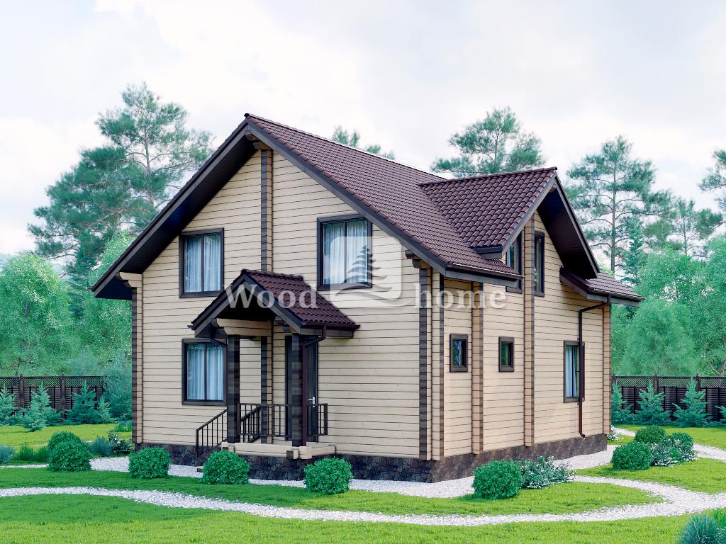 Красивые дома 200 м2