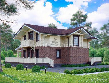 Красивые дома в стиле шале