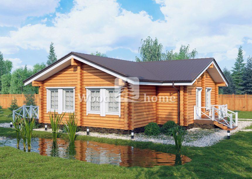 Одноэтажные дома проект цена