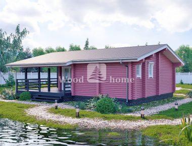 Одноэтажный дом цена