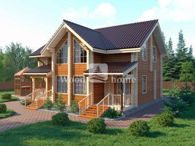 Проекты домов до 200 м2 фото