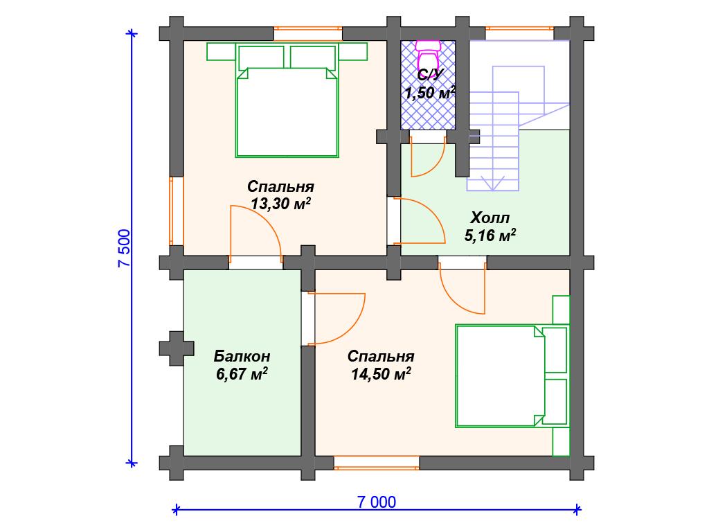 Строительство дома бревна ключ