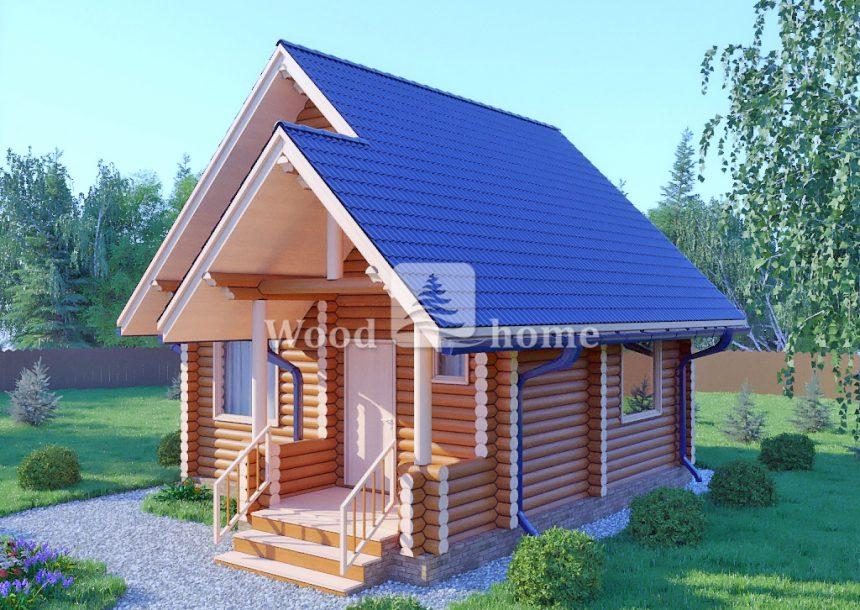 Заказать дом из бревна