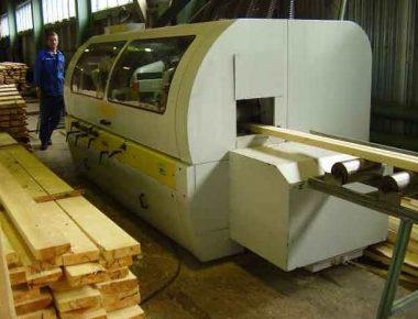 деревянный брус производство