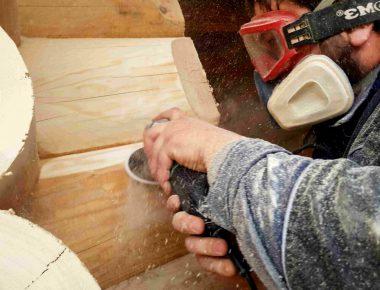 деревянные дома отделка фото