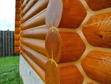 покраска деревянного дома цена